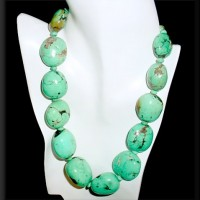 Natural Chinese Turquoise Necklace